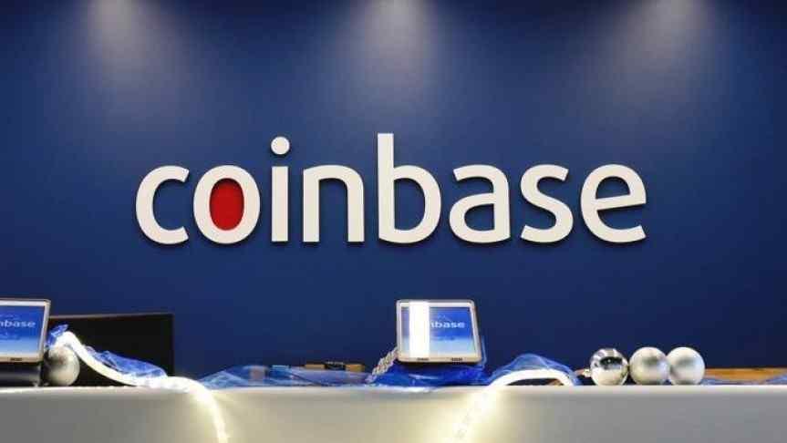 Coinbase sign