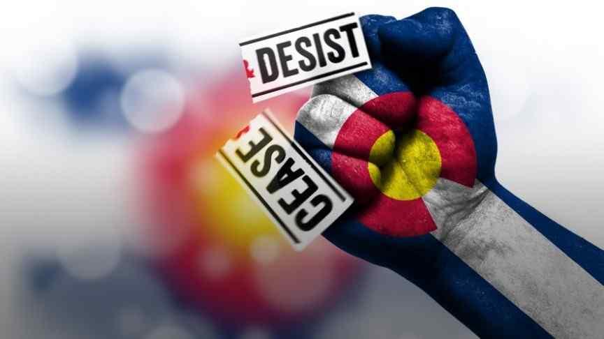 Cease and desist order