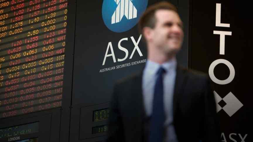 Australian Securities Exchange blockchain