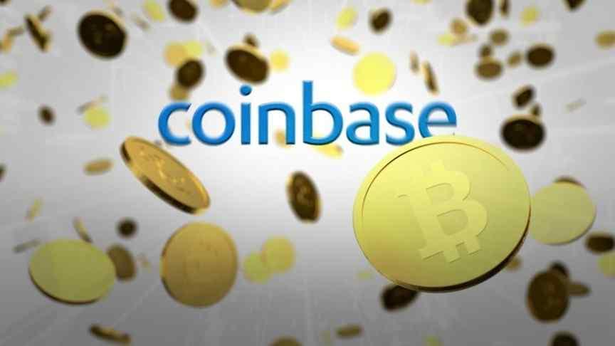 Coinbase token listing
