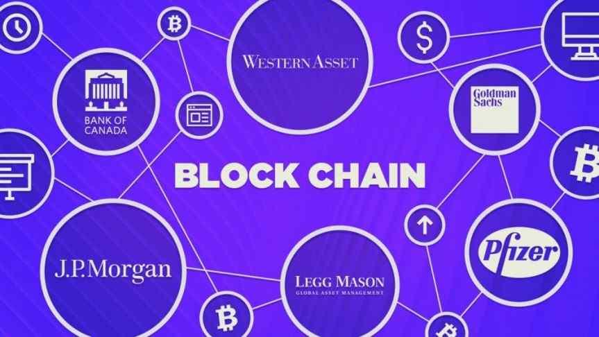JP Morgan & National Bank of Canada Blockchain Test