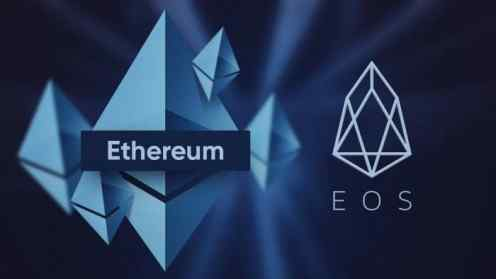 Ethereum domination over EOS