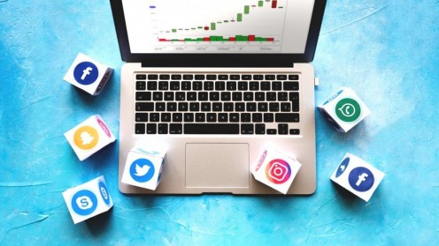 Whether it is Telegram, Twitter, Reddit or any other channel, social media platforms are to a large extent shaping the present and future stature