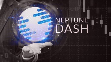 Neptune Dash Blockchain project receives funding from institutional investors as Fidelity Investments buys 15% stake.
