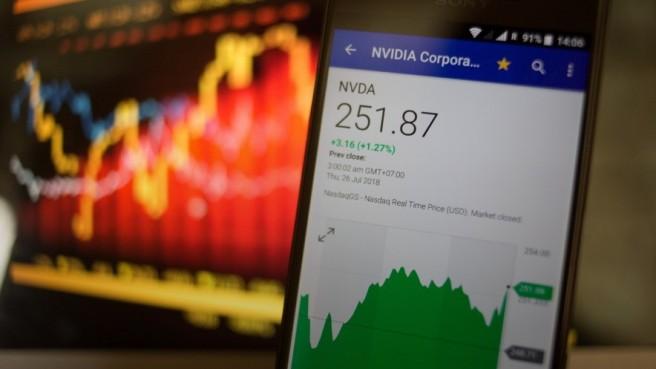 nvidia stocks
